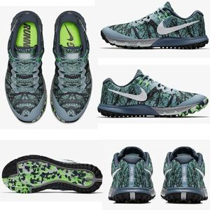 NIKE AIR ZOOM TERRA KIGER 4 TRAIL/RUNNING SHOES